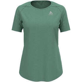 Odlo Millennium Element T-Shirt Kobiety, malachite green melange